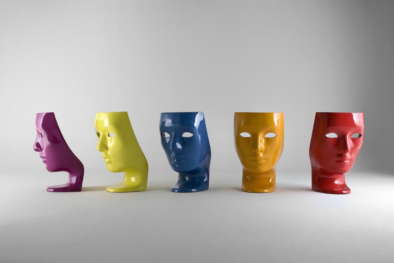 Мебель, вдохновленная человеческим телом (ФОТО)