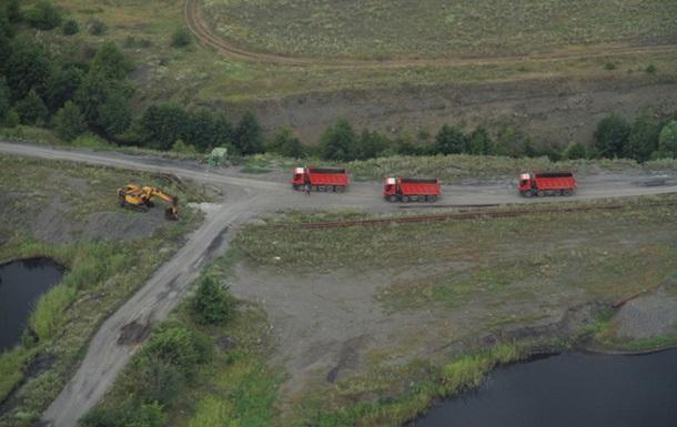 Из Донбасса в Россию вывозят уголь – ОБСЕ (ФОТО)