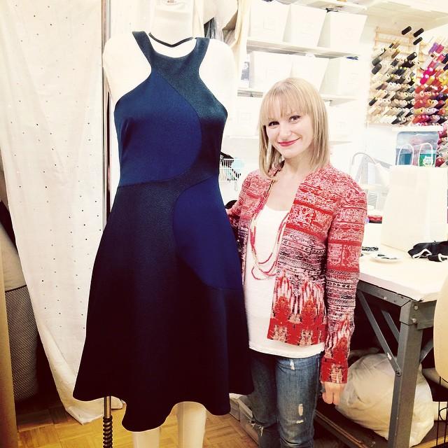 Мишель Обама вышла в свет в платье украинского дизайнера