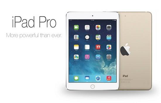 """Apple отложила выпуск 12,9"""" iPad Pro"""