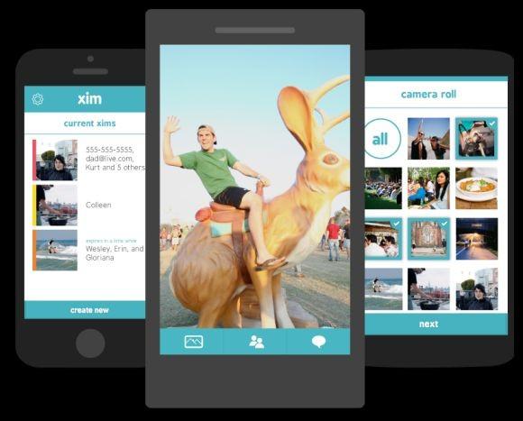 Microsoft Xim: самый удобный способ показать фото друзьям