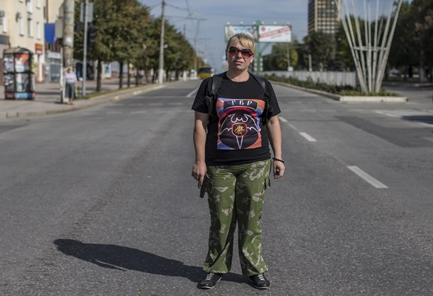 Опубликовали фото женщин-бойцов ДНР и ЛНР (ФОТО)