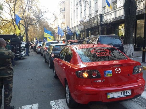 Активисты показали как живет Генпрокурор Ярема (ВИДЕО)