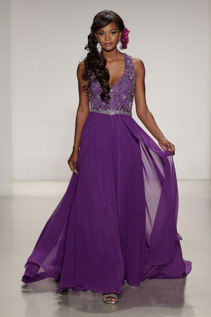 Неделя свадебной моды в Нью-Йорке (ФОТО)