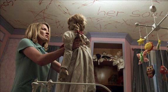 Фильм недели. Кукла, доводящая до крика (ВИДЕО)
