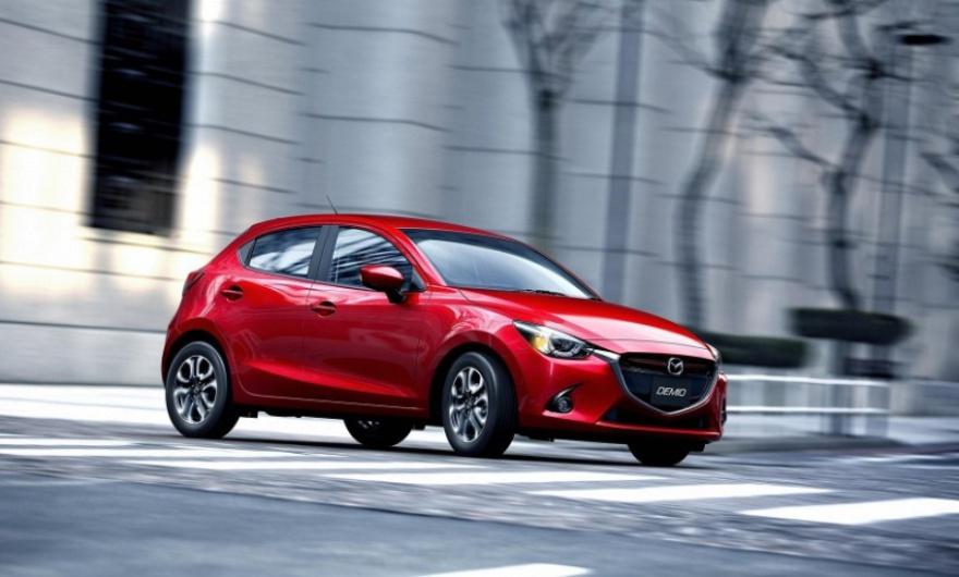 Mazda 2: известны подробности европейской версии
