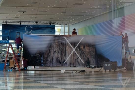 OS X Yosemite: наблюдение Эпл за клиентами