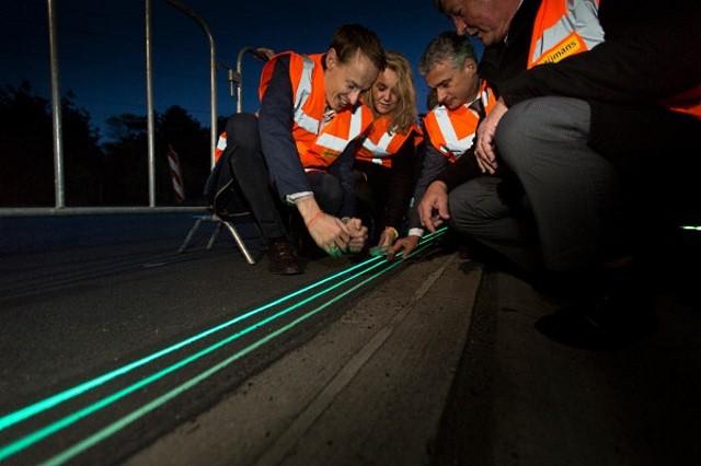Голландия основали проезжую часть для авто грядущего (ФОТО)