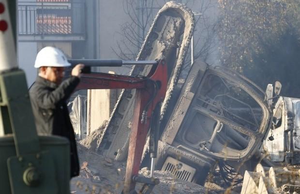 """В Германии взрыв на газопроводе """"Газпрома"""""""