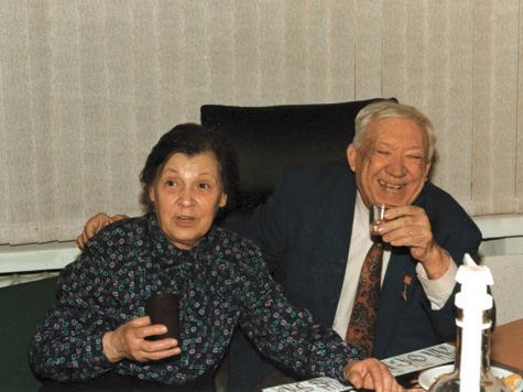 Скончалась супруга Юрия Никулина Татьяна