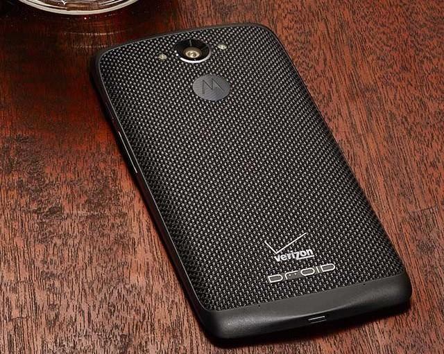 Пулестойкий телефон Motorola Droid Турбо представлен