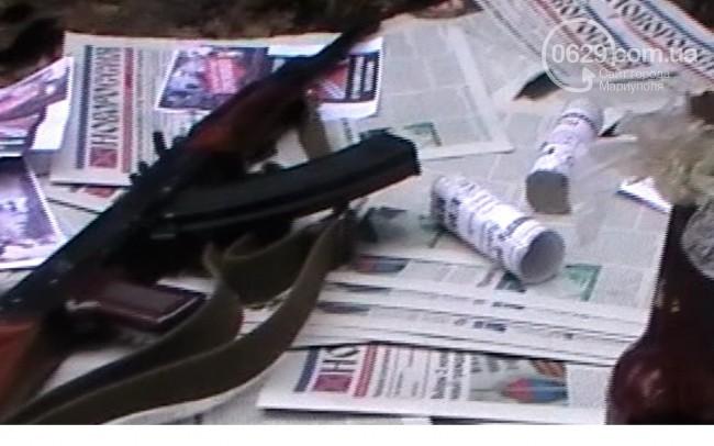 Трибунал в Мариуполе выпустил диверсанта ДНР под бытовой арест