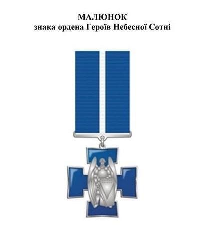 На Украине организовали орден Героев Лазурной Тысячи (ФОТО)