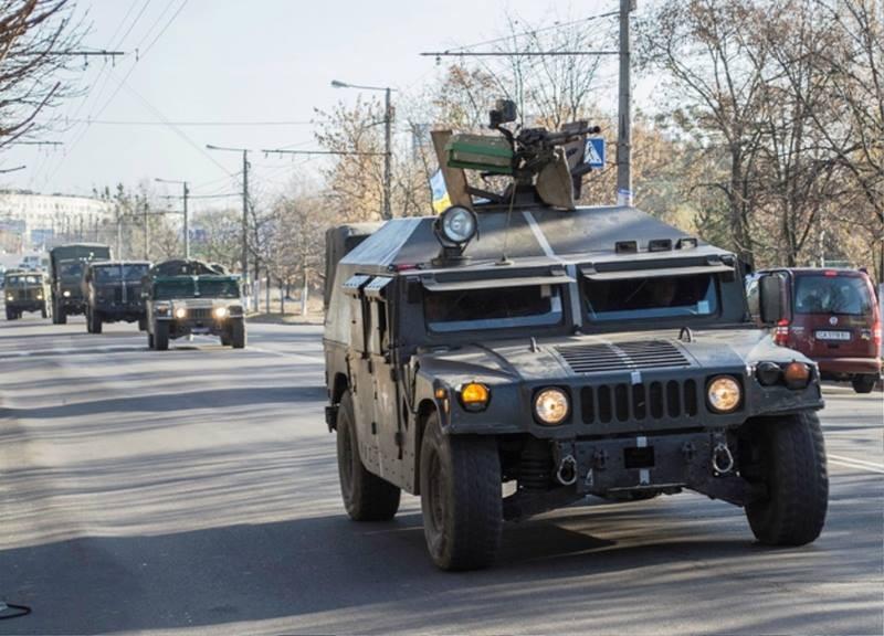 Житомирщина встречает возвратившихся из зоны Иначе десантников