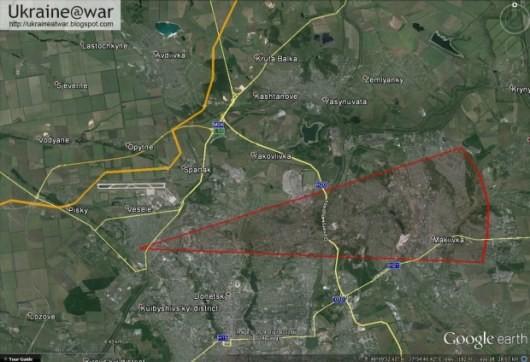 ФОТО: Снаряд убивший детишек в Донецке был произведен из Макеевки