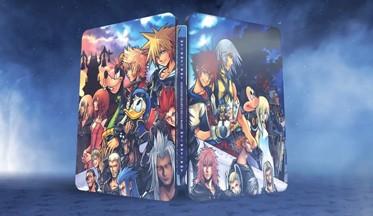 Kingdom Hearts HD 2.5 ReMIX Collector'с: Состав издания