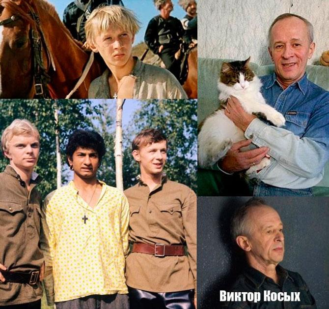 Как в настоящее время смотрятся русские артисты из нашего детства. ФОТО