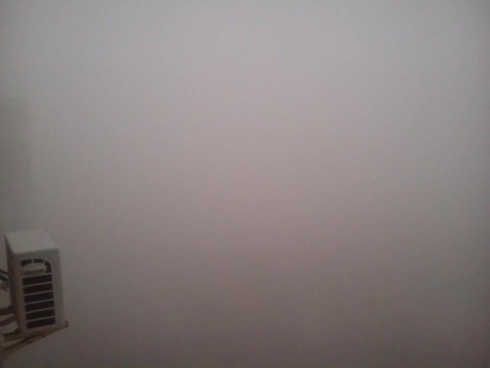 ФОТО: Киев окружен плотным туманом: масса ДТП и пробки