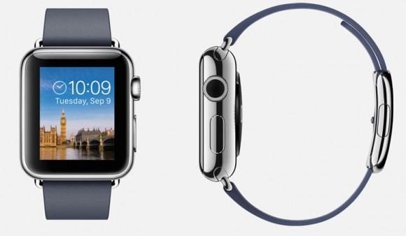 Эпл Watch в каркасе из стали - от $500