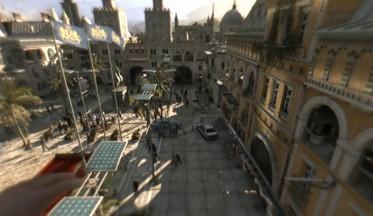 ВИДЕО: Разминка по городу зомби в Dying Light