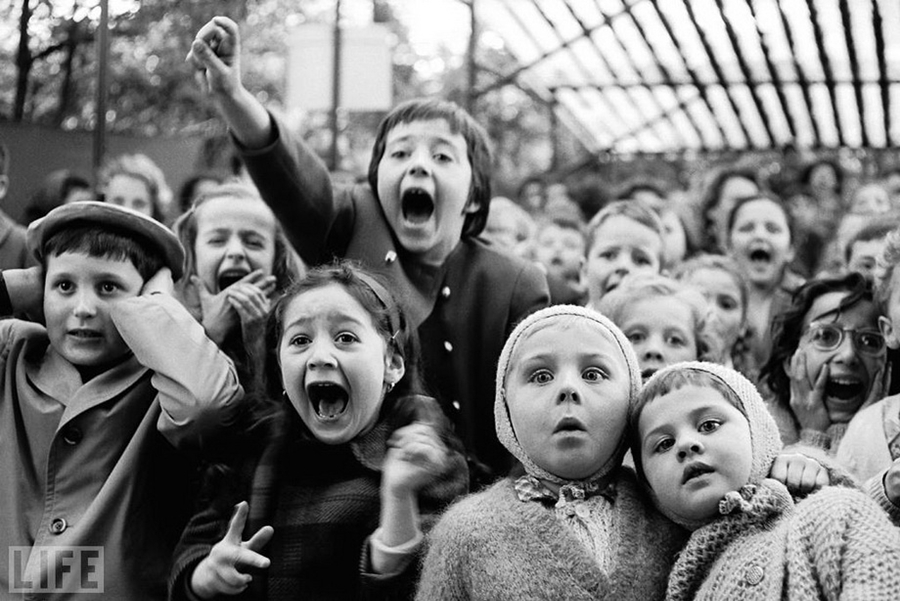 Фото, навечно попавшие в историю (ФОТО)