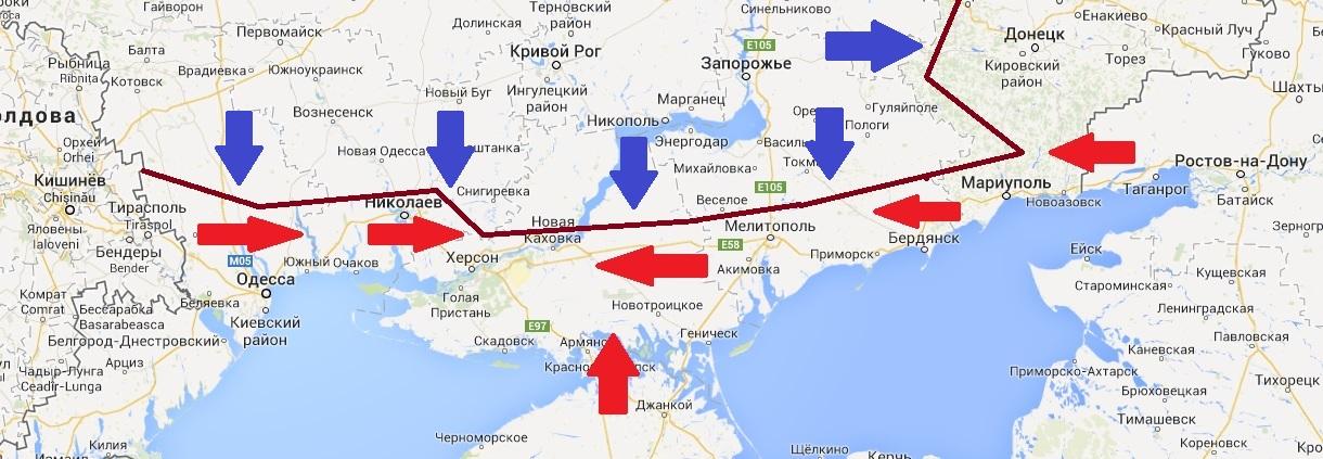 Возможно ли свежее нападение РФ против Украины? (Диаграмма)