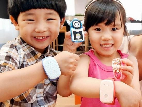 Смарт-браслет для детишек «ЭлДжи» KizON появится на европейском рынке