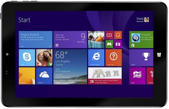 Стартовали реализации Windows-планшета Инсигния Flex за $100