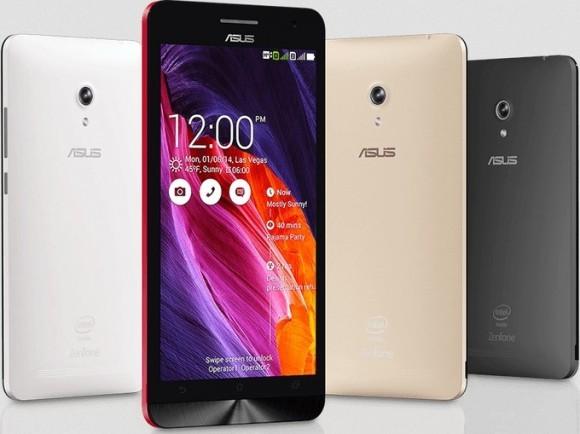 Детали следующего поколения телефонов Asus ZenFone