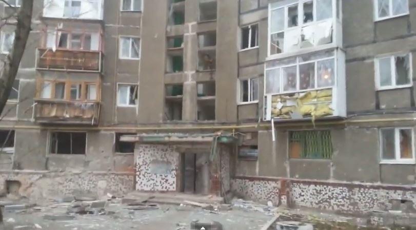 В итоге обстрела Горловки была убита семья (ФОТО)