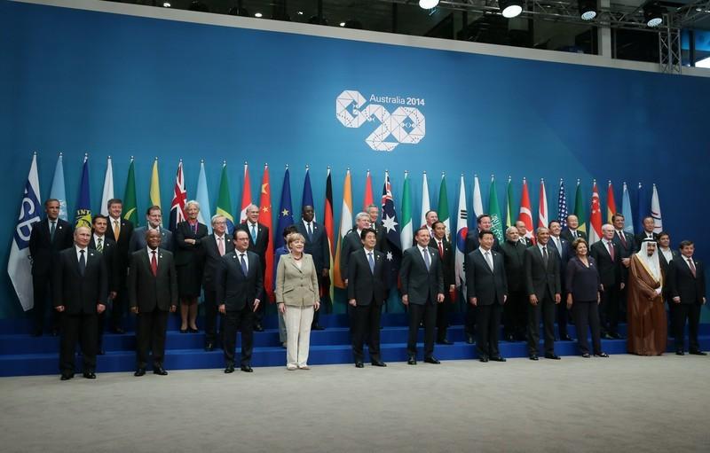 Путин может преждевременно оставить саммит G20 (ФОТО)