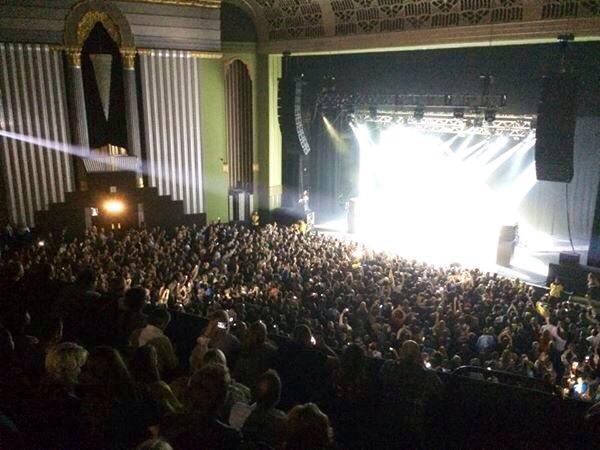 На концерте Океана Эльзы в Лондоне фанаты пели гимн Украины