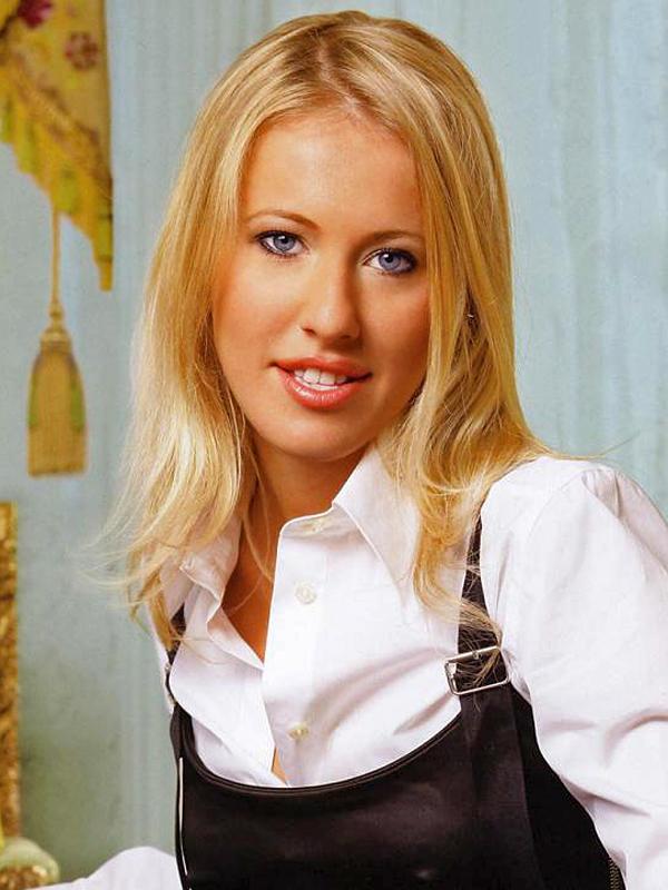Ксения Собчак призналась, какой косметикой красится