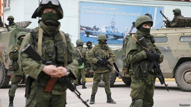 Новое заявления Путина об Украине