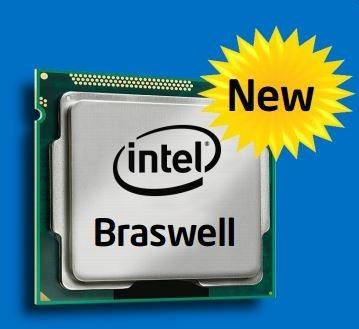 Дешевые процессоры Intel Braswell - в третьем квартале 2015