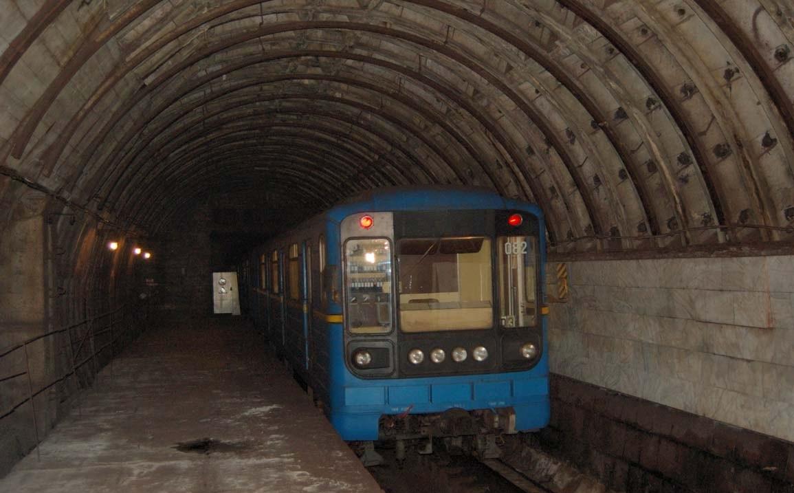 10 тайн о Киевском метрополитене (ФОТО, ВИДЕО)
