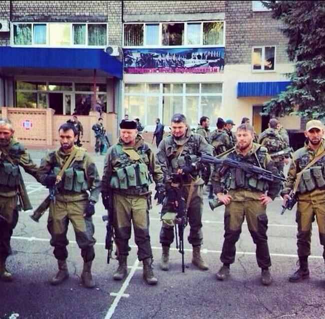 Антитеррористическая операция: События за 21 ноября (КАРТА)