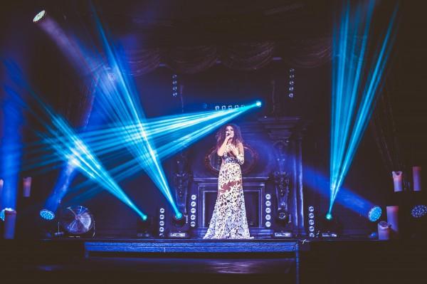 Яна Соломко посвятила первое сольное выступление маме (ФОТО)