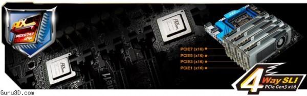 ASRock X99 WS-E/10G с сетевым контроллером Intel 10 Гбит/с