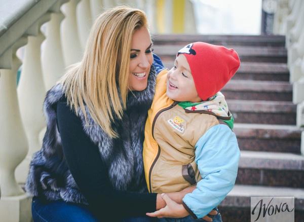 Яна Клочкова: Мамино блаженство – это здоровый малыш