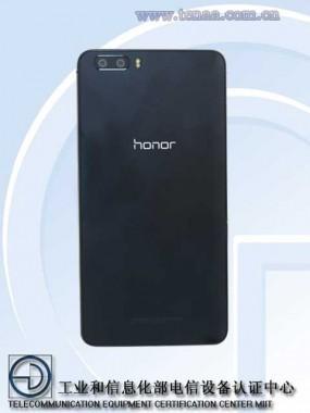 Huawei Honor 6 Plus с двойной видеокамерой замечен на TENAA