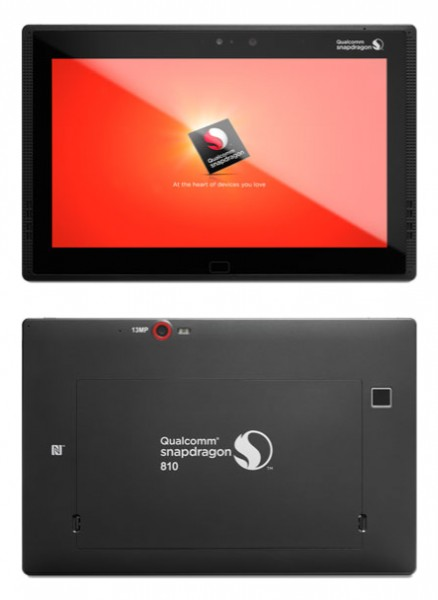 Референсные устройства на основе микропроцессора Snapdragon 810
