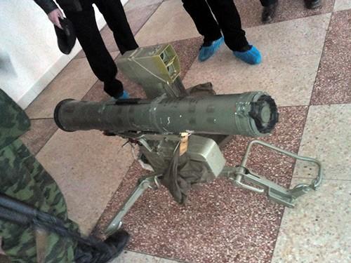 ФОТО: ЛНР продемонстрировала из чего они бьют по украинцам