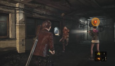 ВИДЕО:Особенности двойной игры в Resident Evil:Revelations 2