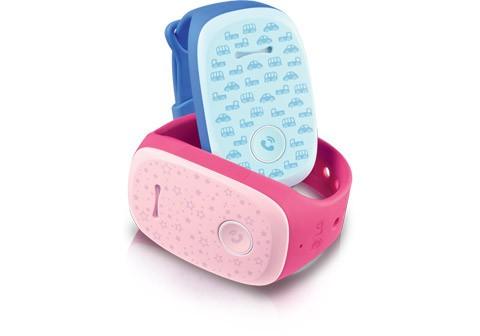 Детский смарт-браслет LG GizmoPal уже в продаже