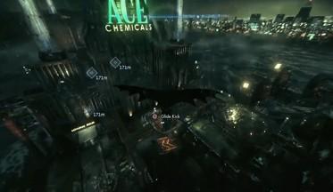 ВИДЕО: Геймплей Batman: Arkham Knight (русская озвучка)