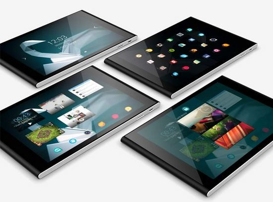 Проект Jolla Tablet на Kickstarter собрал $1 млрд за 3 дня
