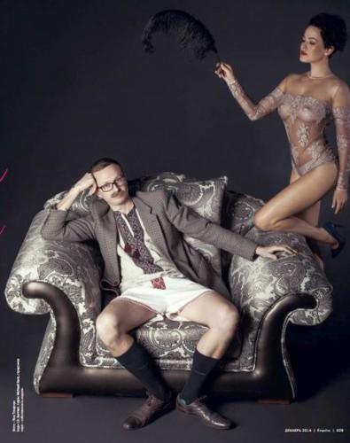 Астафьева гарантирует показать Яценюку грудь, если вырастет ВВП
