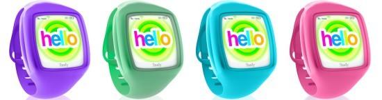 iBudy: Часы для вычисления местонахождения ребенка