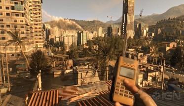 ВИДЕО: геймплей начала прохождения Dying Light